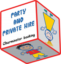 PARTY BOOKINGS AND PRIVATE HIRE - CHARMINSTER